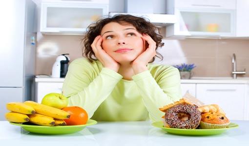 نظام غذائي للنحيفات ودليل الرشاقة للبدينات