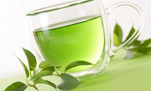 الشاي الأخضر.. لجمال البشرة