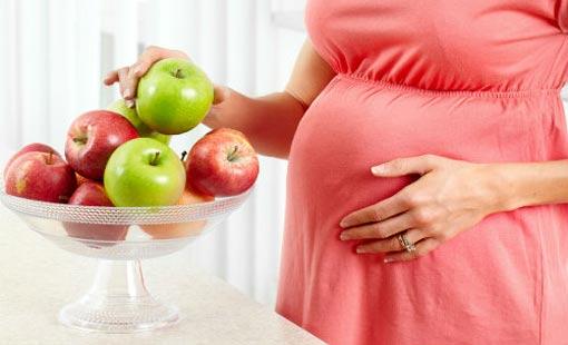 تأثير الغذاء على ذكاء الجنين