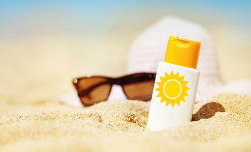 احمي بشرتك من الشمس