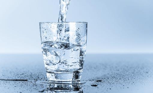 برنامج رجيم الماء لمدة أسبوع