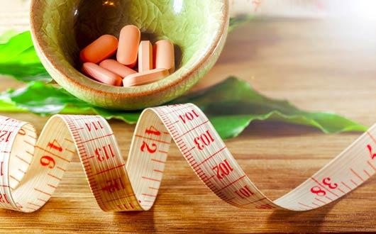 إنقاص الوزن بدون حمية