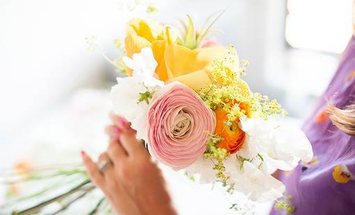 الورود.. مصدر إلهام