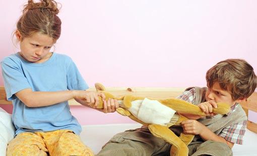 الاستحواذ أو الهوس عند الأطفال