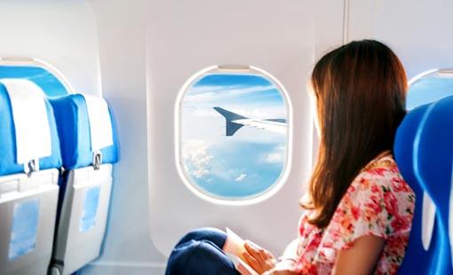 السفر أثناء الحمل