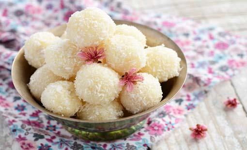 حلوى جوز الهند