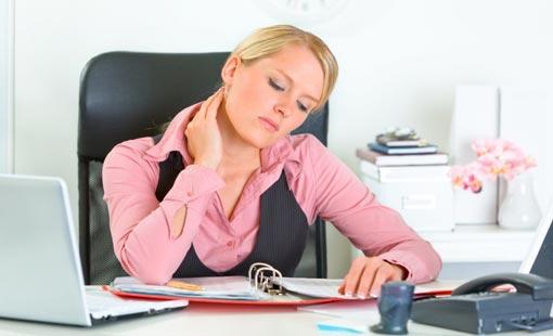 أأنتِ مدمنة عمل؟