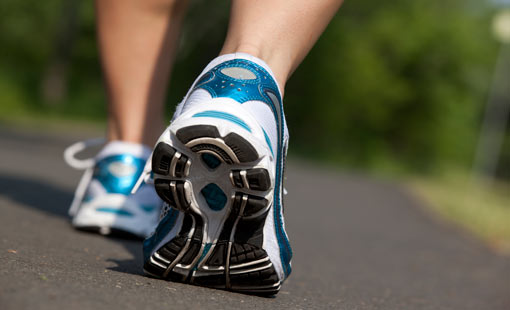 رياضة المشي