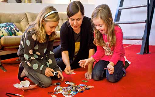 أهمية استضافة أولادنا لأصدقائهم