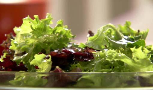 الغذاء الصحي.. ريجيم السلطة الخضراء