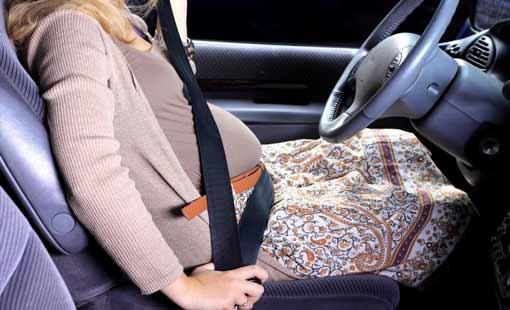 دليل قيادة السيارات للحوامل