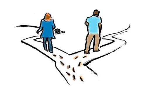 عشر خطوات لاستعادة حياتكِ بعد الطلاق