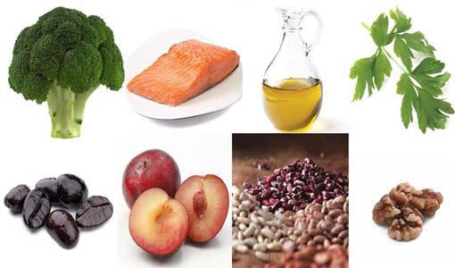 أطعمة تبعد عنكِ السرطان