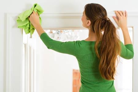 وللأعمال المنزلية فائدتها لصحة المرأة