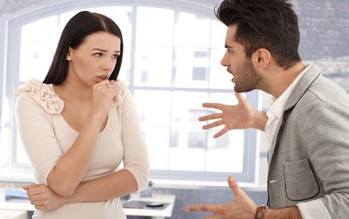 كيف تتعاملين مع الزوج العصبي والغاضب؟