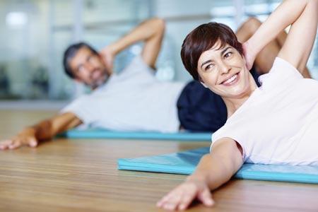 ممارسة الرياضة دقيقة يومياً يرفع مستوى اللياقة