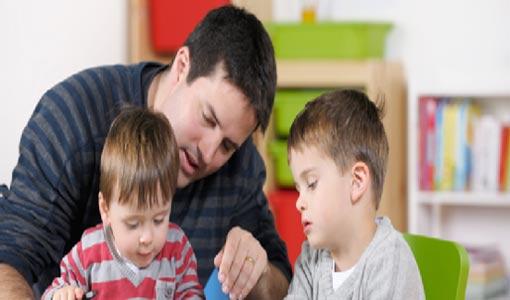 أسلوب الدقيقة الواحدة في تربية الأولاد