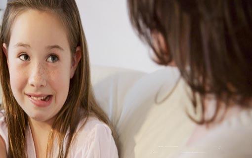 كيف تجعلين طفلك يعترف بخطئه؟