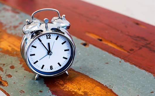كيفية تنظيم الوقت وتجنّب التأخير