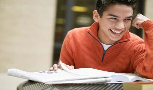 اختيار المهنة لدى المراهقين