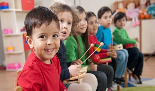 ضرورة النشاطات الفنية اللاصفية للطفل