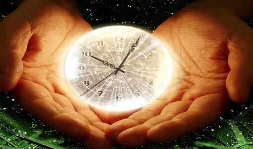 اللحظة الحالية هي الزمن الوحيد المتاح