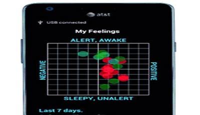 تطبيق للهواتف الذكية يتــابع الحالة المزاجية لمستخدميه