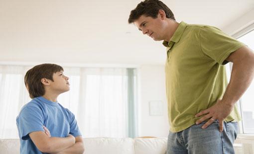 العناد عند الأطفال.. ظاهرة صحية