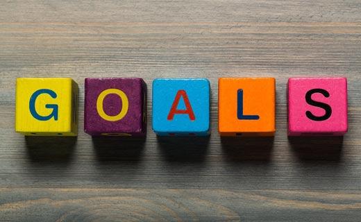 الأهداف الذكية