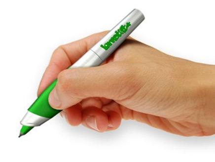 «Lernstift» أول قلم إلكتروني يصحح الأخطاء ذاتياً