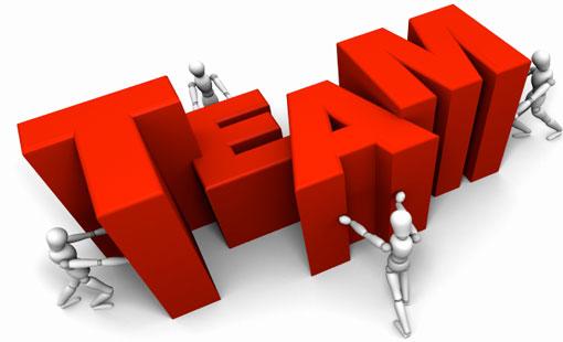 بناء الثقة في فريق العمل