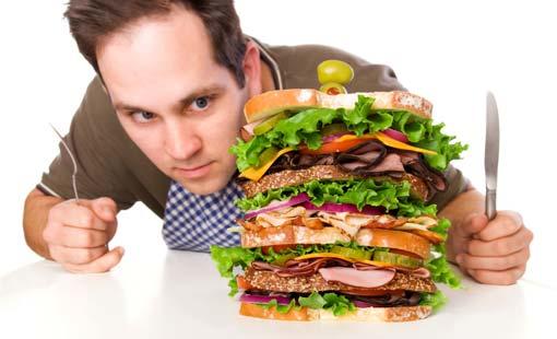 ماذا حين نأكل ولا نشبع؟