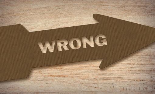 عندما نخطأ في اختياراتنا