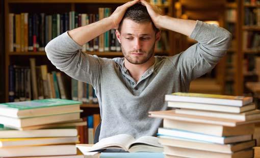 الامتحانات.. فترة القلق والتوتر