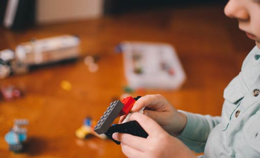 بيئة آمنة لطفلك بعيداً عن الحوادث