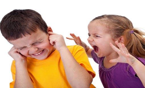 حلول بسيطة لخلافات الأولاد