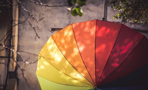 لتكن حياتك مليئة بالألوان