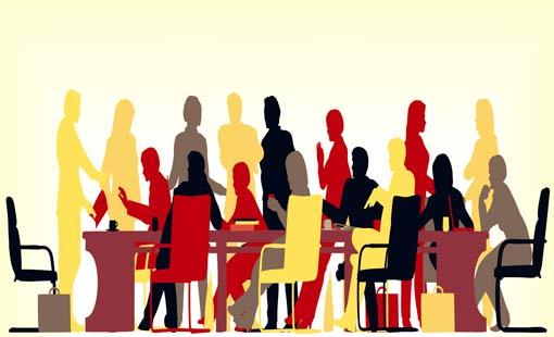 قيّم قدراتك على عقد اجتماعات ناجحة