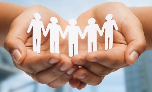 بناء المجتمع من خلال العلاقة الأسرية