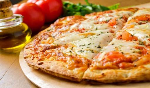 بيتزا الخضار الشهية