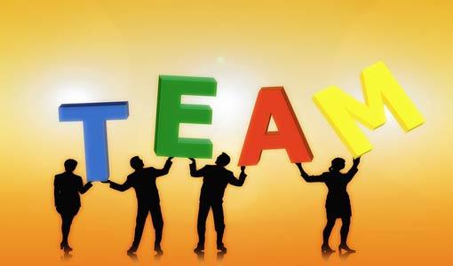 بناء روح الفريق