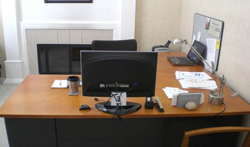 سبع خطوات لتنظيم وترتيب مكتبك