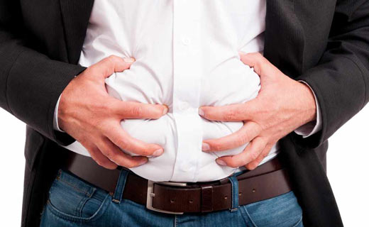 مشكلة ألم المعدة بعد الأكل