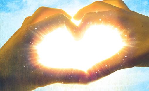 الأمل مصباح يضيء حياتك