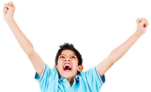 النجاح والفشل عند الأطفال