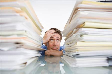 كيفية التعامل مع ضغط العمل