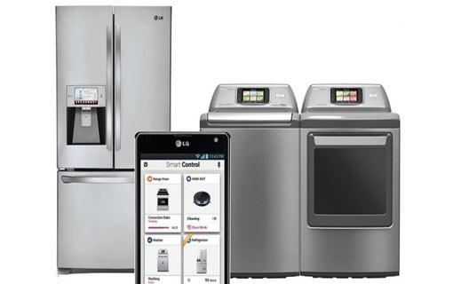 أجهزة منزلية ذكية بتقنيات الاتصال والتحكم والأوامر الصوتية