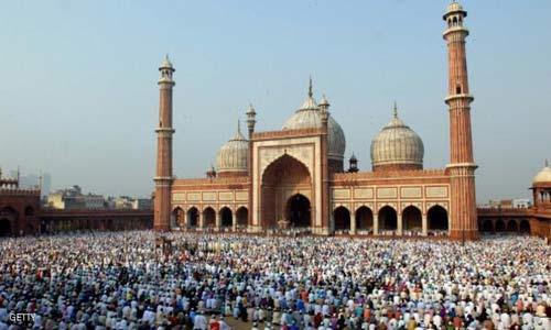 المسجد الجامع.. ملتقى مسلمي الهند برمضان