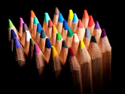أوجاع ملونة