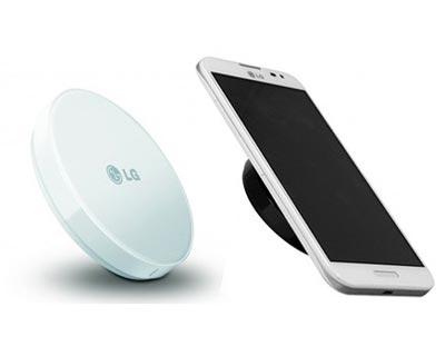 أصغر شاحن لاسلكي للهواتف الذكية في العالم